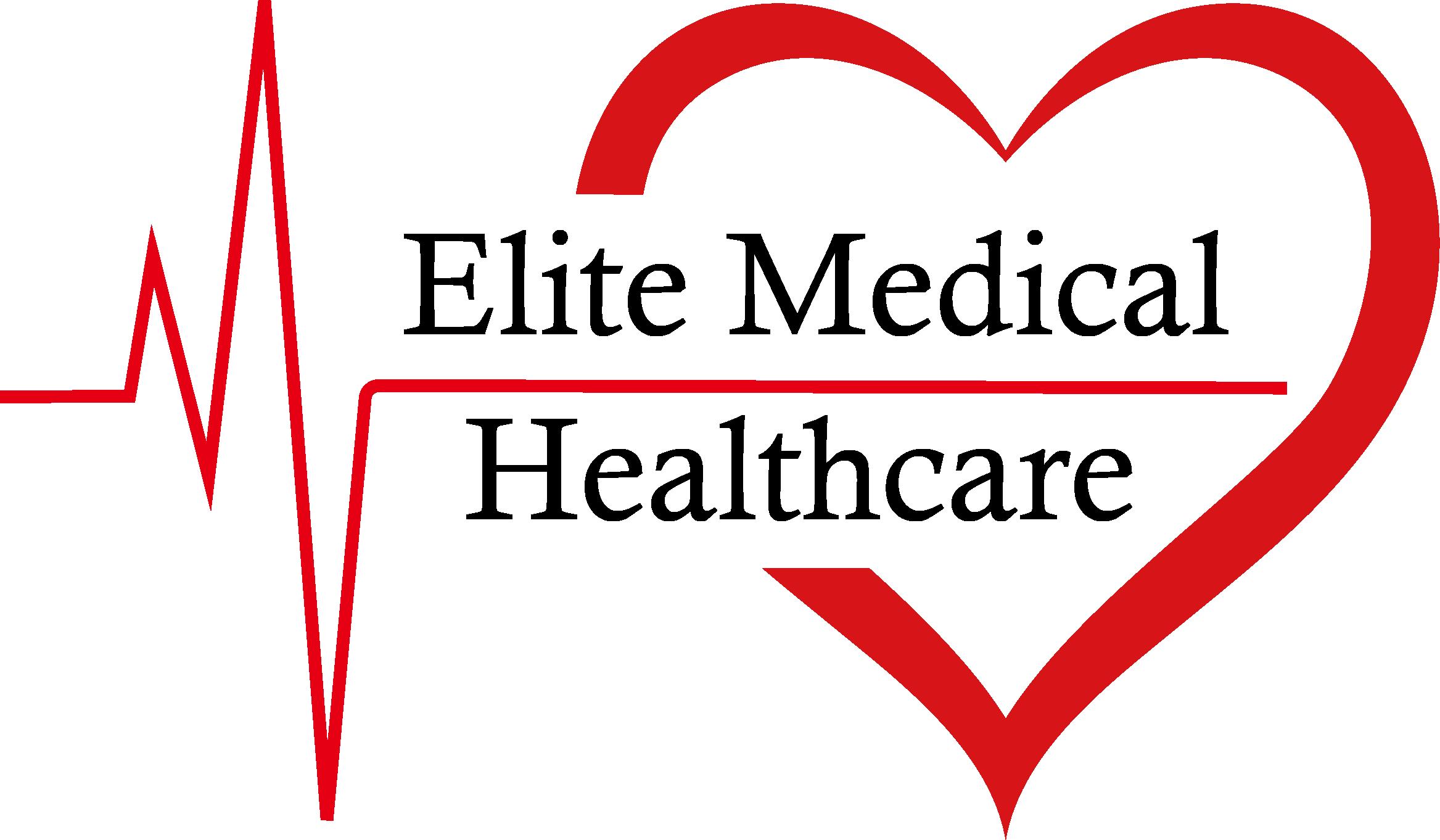 Elite Medical Color logo