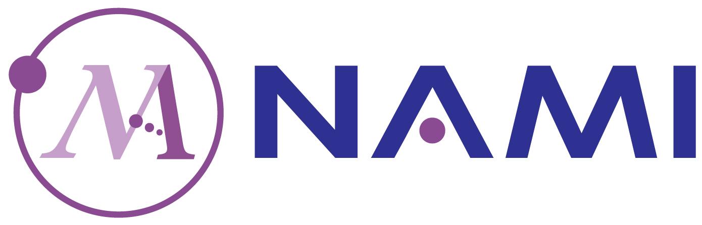 NAMI logo in RGB